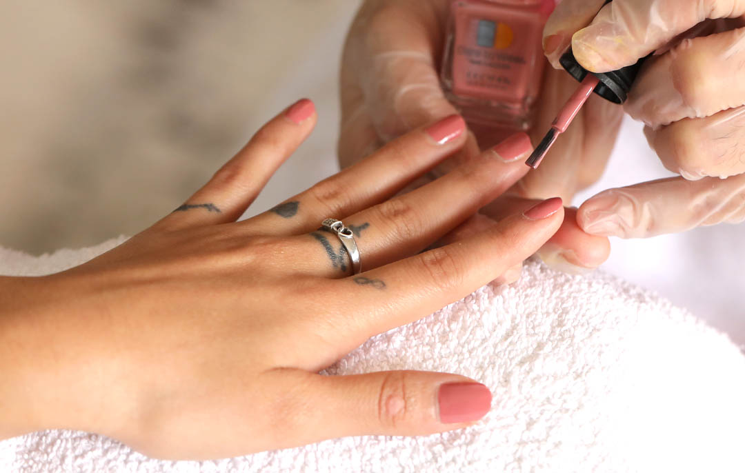 best nail salon in dubai