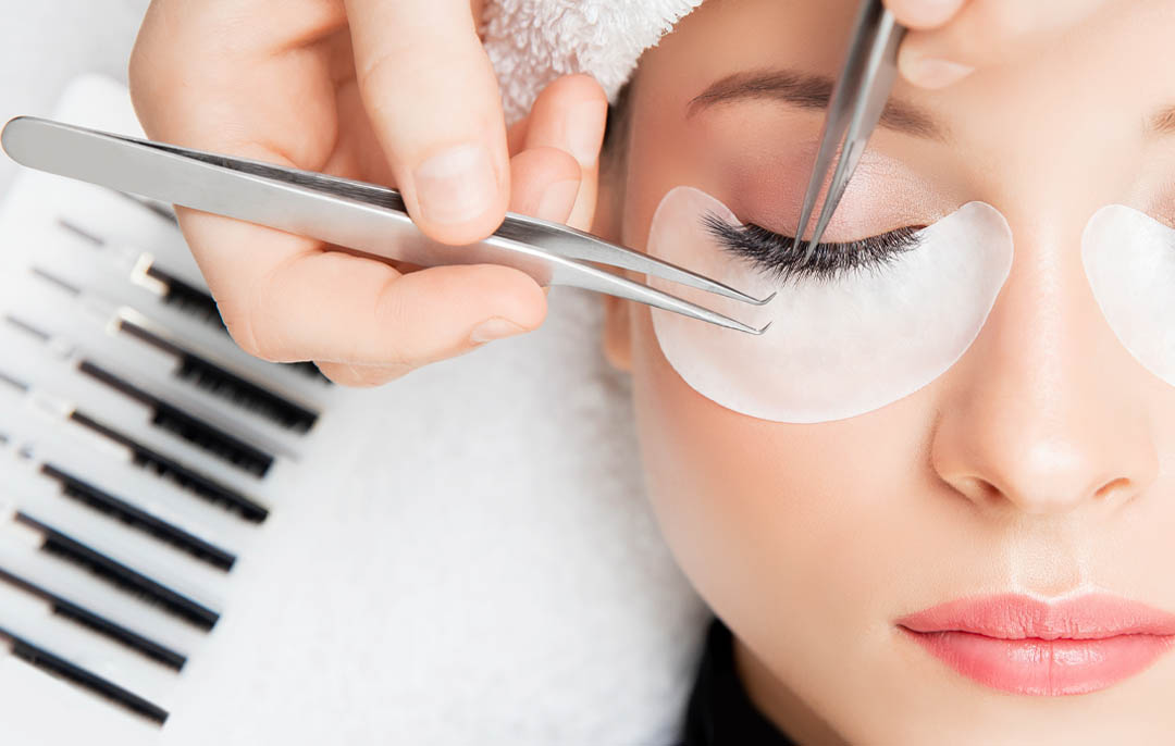 best eyelash extensions dubai