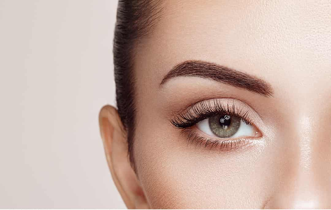 best eyelash extensions in Dubai
