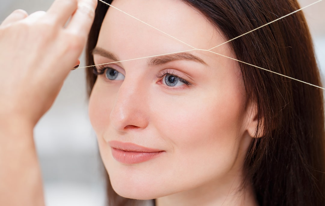 Eyebrow Threading Salon
