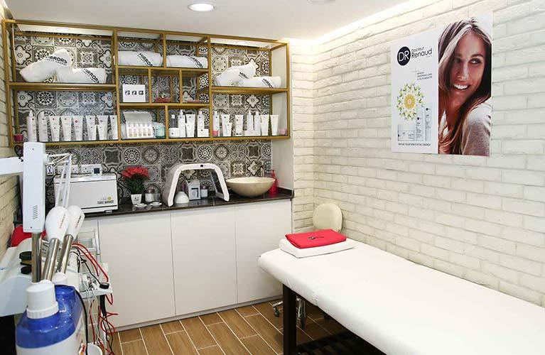 ladies full body massage salon in dubai