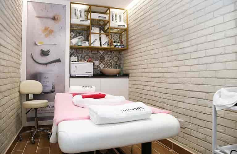 best facial treatment salon dubai