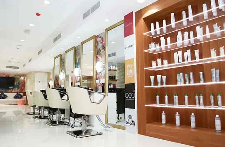 mirrors salon