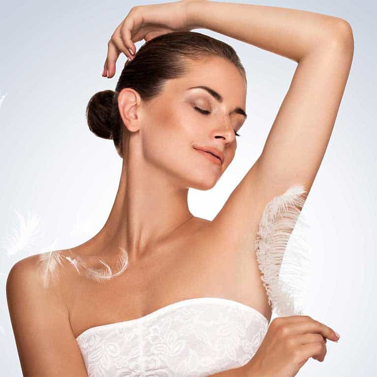 waxing salon offers