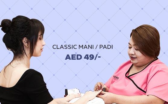mainicure pedicure offers