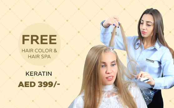 keratin hair treatment offers