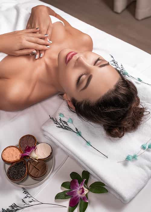Aromatheraphy Massage -60 mins