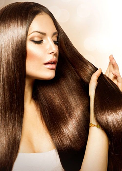 Root Tint  (Schwarzkopf ) with Free blowdry