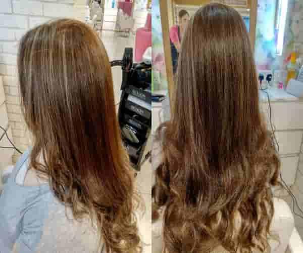 best hair color salon