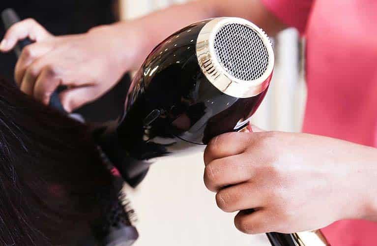 ladies hair salon in dubai