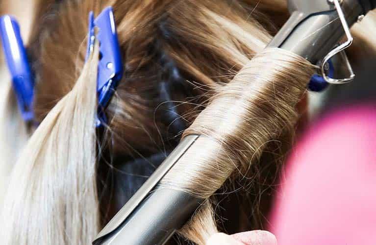 keratin treatment hair