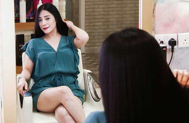 best salon for keratin treatment