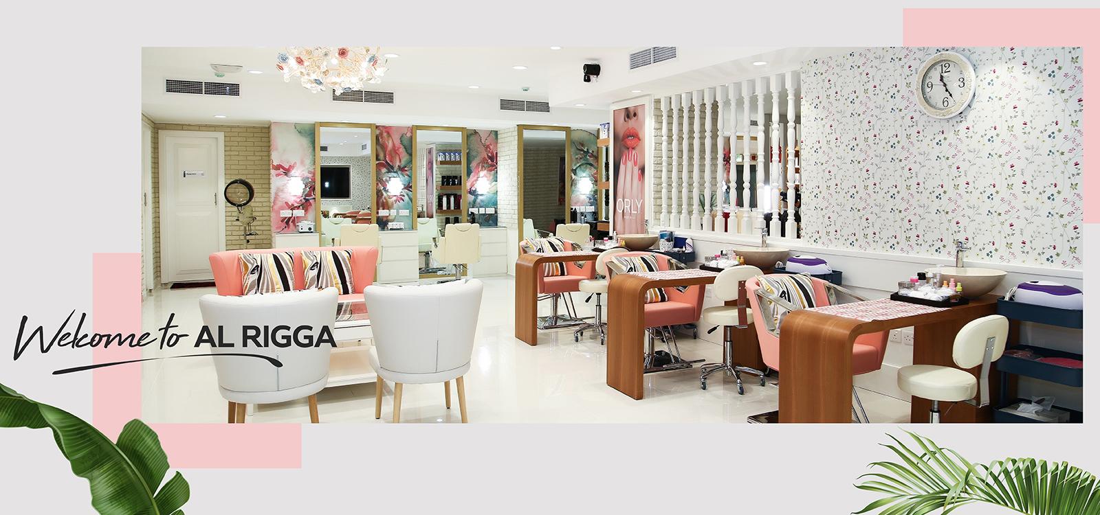 Al Rigga Salon