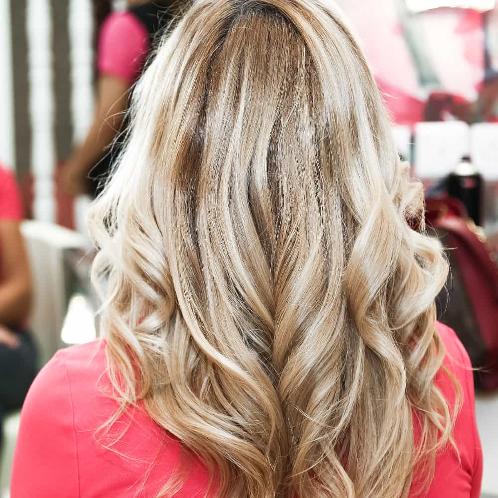 Curly Hair Salon Dubai