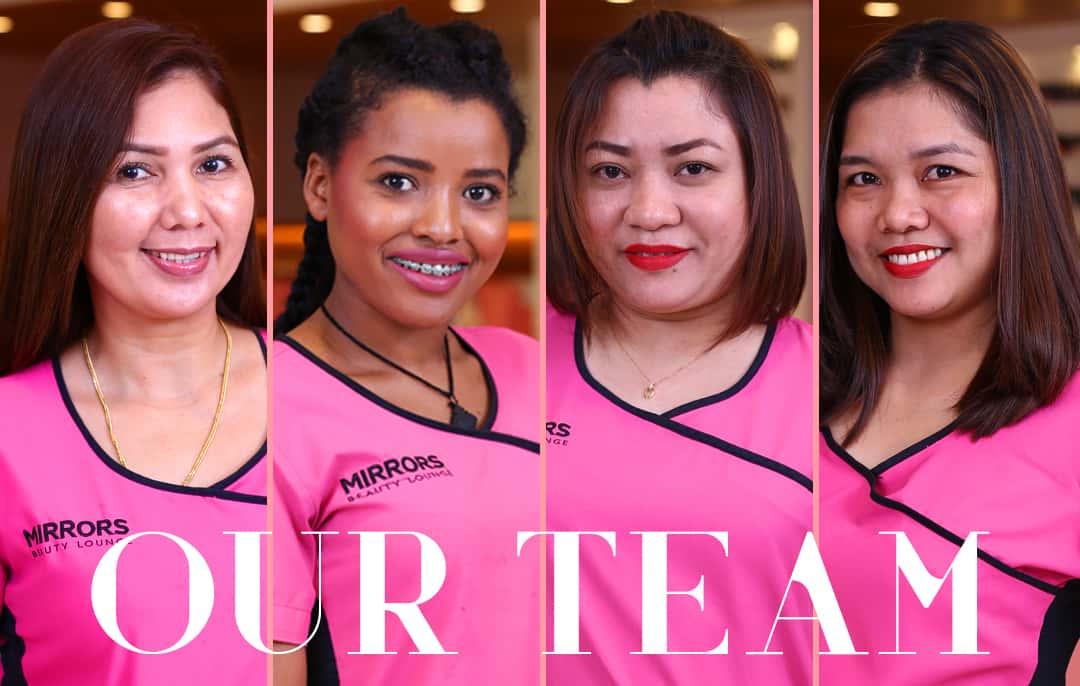Muraquabad Salon Staff
